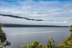 "From opposite the village of Dores a ribbon of cloud lingers over the north-eastern end of Loch Ness. (Scotland by NJC.) Tags: lakes lochs reservoirs waters meres tarns ponds pool lagoon lago 湖 jezero sø meer järvi lac see λίμνη 호수 innsjø jezioro озеро mist haze fog vapour shrouded veiled ضَبَابٌ névoa 薄雾 izmaglica mlha tåge neblina usva brume ""leichter nebel"" καταχνιά foschia もや 안개 tåke mgiełka dawn sunrise daybreak morning sunup goldenhour فَجْر amanhecer 黎明 zora úsvit daggry dageraad amanecer aamunkoitto aube dämmerung alba 夜明け 새벽 lochness scotland"
