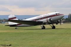 Douglas C-47B Skytrain N103NA 33569 Wiesbaden juin 2019 (Thibaud.S.) Tags: douglas c47b skytrain n103na 33569 wiesbaden juin 2019