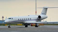 G550   N550XY   AMS   20190605 (Wally.H) Tags: gulfstream g550 n550xy ams eham amsterdam schiphol airport
