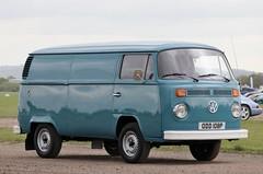 ODD 108P (Nivek.Old.Gold) Tags: 1976 volkswagen transporter van 1584cc latebay