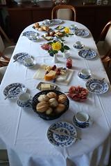 Frühstückstisch (multipel_bleiben) Tags: essen frühstück zugastbeifreunden tischbild