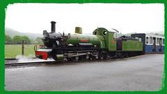 IMGP0643 (Steve Guess) Tags: riverirt steam engine loco locomotive dalgarth ravenglass eskdale light railway 15inch 460mm narrow gauge minimum cumbria england gb uk laal ratty re