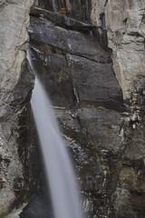 Waterfall (claudiobarrientos1) Tags: chaltén argentina patagonia mountain montañas invierno winter cascada waterfall
