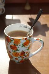 Kaffee am frühen Morgen (multipel_bleiben) Tags: essen frühstück zugastbeifreunden kaffee