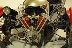 Morgan Sports 3-wheeler with JAP engine (PO Fotografie) Tags: morgan super sports aero jap engine vtwin twin threewheeler 3wheeler brittisch england uk leight car