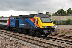 East Midlands Trains 43480 - Chesterfield (the mother '66' 66001) Tags: eastmidlandstrains class43 43480 chesterfield hst