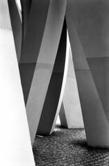 Geometrical satisfaction! (zoltannagel) Tags: leica m2 leitz wetzlar elmar 50mm f28 collapsible agfa agfaphoto apx400 ilford ilfotec lc29 epson v600 bw black white negative film geometry prague praha czech cz