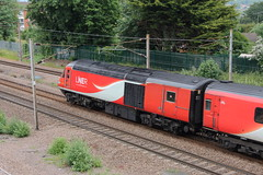 20190611 033 Oakleigh Park. 43315 (43115) Delayed 1E05 07.30 Edinburgh - King's Cross (15038) Tags: railways trains br britishrail intercity125 class253 class254 diesel hst powercar oakleighpark 43315 43115