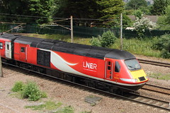 20190611 038 Oakleigh Park. 43306 (43106) 1W96 12.00 King's Cross - Inverness (15038) Tags: railways trains br britishrail intercity125 class253 class254 diesel hst powercar oakleighpark 43306 43106