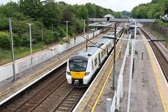 20190611 011 Oakleigh Park. 700006 9S20 10.08 Brighton - Cambridge (15038) Tags: railways trains br britishrail electric emu desirocity class700 oakleighpark 700006