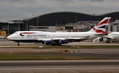 G-BYGE (ianossy) Tags: boeing 747436 b744 ba britishairways b747 lhr egll gbyge