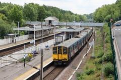 20190611 006 Oakleigh Park. 313037 And 313041 2V57 11.20 Moorgate - Welwyn Garden City (15038) Tags: railways trains br britishrail electric emu class313 oakleighpark 313037