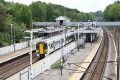 20190611 015 Oakleigh Park. 387117 And 387114 1T26 11.42 King's Cross - Kings Lynn (15038) Tags: railways trains br britishrail electric emu class387 electrostar oakleighpark 387117