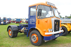 Atkinson Borderer Nuttall PJM 300L (SR Photos Torksey) Tags: transport truck haulage hgv lorry lgv logistics road commercial vehicle freight traffic aec rally newark 2019 vintage classic atkinson borderer nuttall