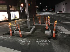 SR 536 through Mount Vernon (WSDOT) Tags: ab wsdot mount vernon wa sr 536 skagit county paving ada pedestrian division street west 3rd skagitcounty