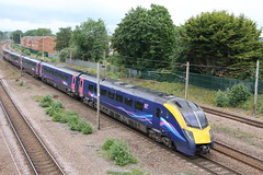 20190611 019 Oakleigh Park. 180109 1H03 11.48 King's Cross - Hull (15038) Tags: railways trains br britishrail diesel dmu class180 180109 oakleighpark