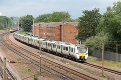 20190611 030 Oakleigh Park. 700019 2C27 10.44 Cambridge North - King's Cross (15038) Tags: railways trains br britishrail electric emu desirocity class700 oakleighpark 700019