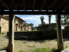 Granadilla (santiagolopezpastor) Tags: espagne españa spain cáceres provinciadecáceres extremadura medieval middleages pueblo village abandonado puebloabandonado plaza square