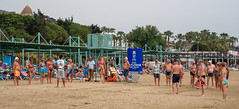 Beach People. . . (CWhatPhotos) Tags: cwhatphotos flickr pics picture pictures photo photos photographs foto fotos with that have which contain look like art artistic view views camera olympus micro four thirds sunny day holidays holiday turkey side turkish may 2019 hot sun blue sky skies gorgeous people onthe sand seaside games