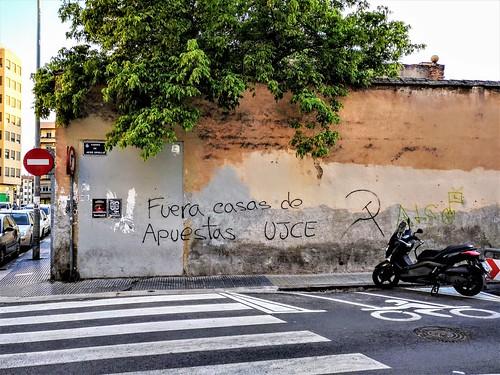 Fuera Casas de Apuestas en Benicalap - Valencia