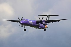 G-PRPL-NCL-09-06-2019 (swbkcb) Tags: gprpl dhc8d flybe ncl egnt