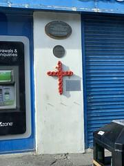 Shankhill - Site of 1993 IRA bombing (dt.dunlop) Tags: belfast derry londonderry murals troubles antrim uk northernireland westbelfast coast art politicalart giantscauseway causewaycoastalroute causeway beach