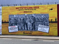 Belfast Murals - Long Kesh (dt.dunlop) Tags: belfast derry londonderry murals troubles antrim uk northernireland westbelfast coast art politicalart giantscauseway causewaycoastalroute causeway beach