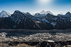 Gokyo Ri 29apr19_08 Lobuche med (Valentin Groza) Tags: himalaya nepal gokyo ri view landscape mountain peak mountains peaks daylight outdoor lobuche east west everest lhotse nirekha