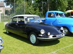 Citroën DS 19 1957 (929V6) Tags: ar8452 ds19 snoek