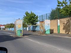 West Belfast - Shankhill Road Gate (dt.dunlop) Tags: belfast derry londonderry murals troubles antrim uk northernireland westbelfast coast art politicalart giantscauseway causewaycoastalroute causeway beach