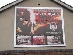 Clonard Martyrs Memorial - West Belfast (dt.dunlop) Tags: belfast derry londonderry murals troubles antrim uk northernireland westbelfast coast art politicalart giantscauseway causewaycoastalroute causeway beach