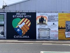 Belfast Murals (dt.dunlop) Tags: belfast derry londonderry murals troubles antrim uk northernireland westbelfast coast art politicalart giantscauseway causewaycoastalroute causeway beach