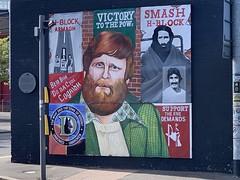 Belfast Murals - H Block (dt.dunlop) Tags: belfast derry londonderry murals troubles antrim uk northernireland westbelfast coast art politicalart giantscauseway causewaycoastalroute causeway beach