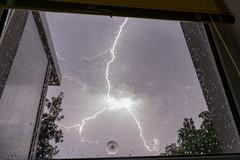 Thunder #3 Berlin (J4yP) Tags: night nacht nikon d3300 germany deutschland summer 2019 blitz thunder storm lightning natur nature berlin sturm