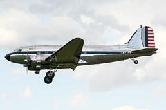 N341A (PlanePixNase) Tags: fasberg fassberg eths fliegerhorst luftbrücke berlin rosinenbomber airlift 70 dc3 douglas