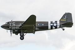 N62CC (PlanePixNase) Tags: fasberg fassberg eths fliegerhorst luftbrücke berlin rosinenbomber airlift 70 dc3 virginiaann douglas dc3c