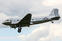 N47E (PlanePixNase) Tags: fasberg fassberg eths fliegerhorst luftbrücke berlin rosinenbomber airlift 70 dc3 missvirginia douglas dc3c