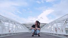 joyce 外拍 (q920318) Tags: 草 花園 樹 2019 taiwan 氣質 台灣 人 人像 韓國 臺灣 台北市 外拍 戶外 旅拍
