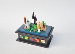 Map of Historica Trophy (gid617) Tags: lego trophy historica goh guilds castle tower gate
