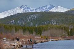 Lily Lake, Colorado (Georgi Marinov) Tags: colorado usa nature landscapes canoneosm6 rockymountains lilylake mountains lakes clouds canonefs55250mmstm