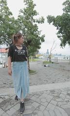 joyce 外拍 (q920318) Tags: 旅拍 戶外 外拍 台北市 臺灣 韓國 人像 人 台灣 氣質 taiwan 2019 樹 花園 草