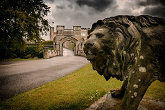 13th June 2019 (Rob Sutherland) Tags: thurland castle lancashire england uk birtain british english lancastrian fort fortification military defence gate medieval middleages historic historical ancient old