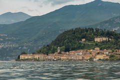 The Beautiful Village of Bellagio on Lake Como, Italy (Jill Clardy) Tags: cruise italy river europe bellagio viking lakecomo rhine provinceofcomo village 201905279l8a3624edit