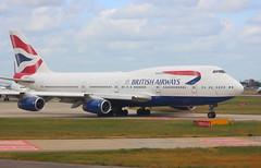 British Airways G-CIVR Boeing 747-436 at London Heathrow LHR England UK (japes10) Tags: british airways gcivr boeing 747436 london heathrow lhr england uk britishairways