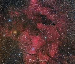 Fenrir Nebula SL 17 (maicongerminiani) Tags: ngc deepsky explorer tsapo inexplorer optolong nebula
