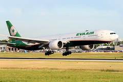 CYVR - EVA Air B777-300 B-16739 (CKwok Photography) Tags: yvr cyvr evaair b777 b16739