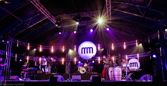 Nubiyan Twist (4 van 13) (Maarten Kerkhof) Tags: fujifilmxe2 internationalmusicmeeting liveonstage musicmeeting musicmeetingnijmegen nubiyantwist xe2