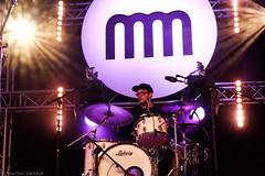 Nubiyan Twist (3 van 13) (Maarten Kerkhof) Tags: fujifilmxe2 internationalmusicmeeting liveonstage musicmeeting musicmeetingnijmegen nubiyantwist xe2