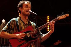 Nubiyan Twist (8 van 13) (Maarten Kerkhof) Tags: fujifilmxe2 internationalmusicmeeting liveonstage musicmeeting musicmeetingnijmegen nubiyantwist xe2
