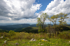 The Point Overlook, Skyline Drive, Shenandoah National Park (repete7) Tags: nationalpark landscape shenandoahnationalpark elkton virginia unitedstatesofamerica canon6dmarkii canon6dmkii canon1635l overlook sky clouds